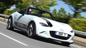 mazda mx this turbocharged mazda mx 5 will do 155mph top gear