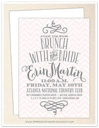 brunch bridal shower invites bridal shower brunch invitations 99 wedding ideas