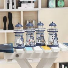 decorative lighthouses for in home use compare prices on lighthouse tealight holder online shopping buy