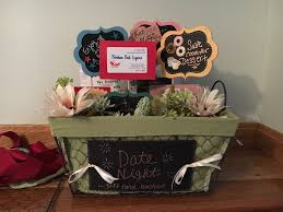 date gift basket ideas tricky tray basket idea for a date with dinner