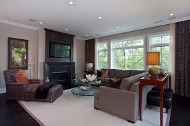 Ceiling Light Crown Molding by Ripplefold Drapery Living Room Traditional With Area Rug Ceiling