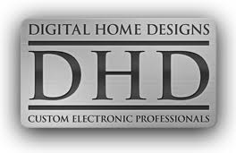 DHD Digital Home Designs Custom Electronic Professionals - Digital home designs