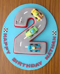 the cupcake gallery blog racing car 2nd birthday cake
