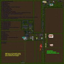 State Map Games by States Map V6 Farming Simulator 2017 2015 15 17 Ls Mod