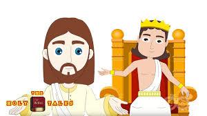 jesus is innocent i the book of daniel i animated children u0027s bible