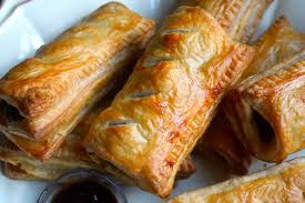 Does Puff Pastry Need To Be Blind Baked Homemade Scottish Sausage Rolls Great For A Snack Or A Meal
