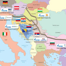 Map Of Syria And Russia Does The Ukrainian Crisis Revolve Around This Pipeline Whowhatwhy