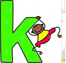 letter k clipart free clipartxtras