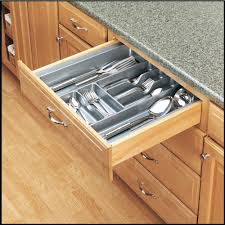 kitchen cabinet drawer inserts rev a shelf 2 375 in h x 21 87 in w x 21 25 in d extra large