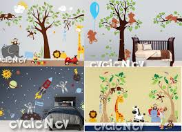 Monkey Wall Decals For Nursery by Win A Nursery Makeover 380 Value Starts 9 11