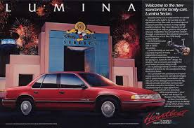 curbside classic 1991 chevrolet lumina euro u2013 gm u0027s deadly sin