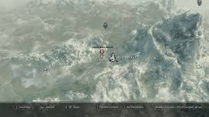 Solstheim Map Dragonborn Manor At Skyrim Nexus Mods And Community