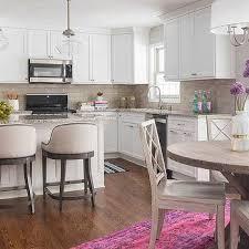 light taupe ceramic kitchen backsplash tiles design ideas