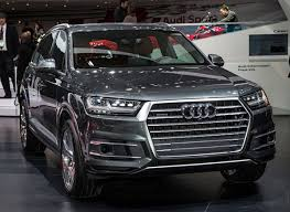 all audi q7 all audi q7 suv sheds weight without sacrificing size