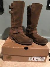womens ugg everglayde boots ugg 1007770 supn everglayde sugar pine brown boots size 5 5