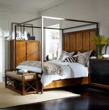 Wood Canopy Bed Cherry Wood Canopy Beds Rainwear