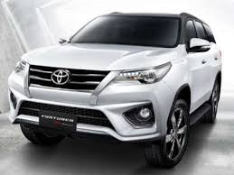 toyota india car toyota fortuner for sale price list in india november 2017