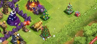 clash of clans christmas tree cây thông noel 2015 diễn đàn clash of clans