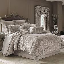 j queen new york sicily comforter set in pearl bed bath u0026 beyond