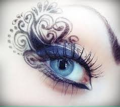 124 best easy on the eyeshadow design images on