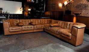 Large Modular Sofas Large De Sede Ds 11 Modular Patchwork Sofa At 1stdibs