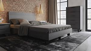 Harmony Platform Bedroom Set Amsterdam Platform Bed Modloft