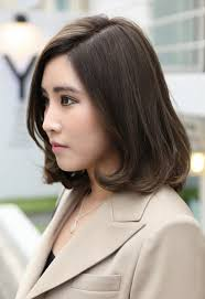 chic asian hairstyle for short hair hairstyles weekly