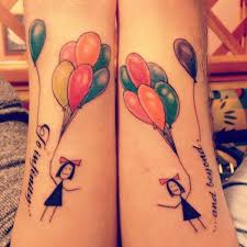 40 creative best friend tattoos hative