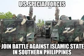 Special Forces Meme - us special forces join islamic state battle in marawi memenews