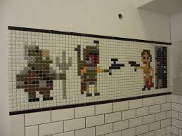 Star Wars Bathroom Accessories Home Design Finished My Basement Bathroom With A Star Wars Pixel