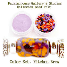 witches brew halloween bead frit mixes for glass u0026 copper for