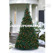 electric pre lit pull up tree decoration tree