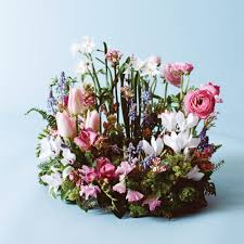 Spring Flower Arrangements Françoise Weeks Rites Of Spring Flower Magazine