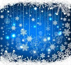 blue christmas blue christmas background vector illustration free vector in
