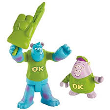 amazon fisher price imaginext disney u0027s monsters university