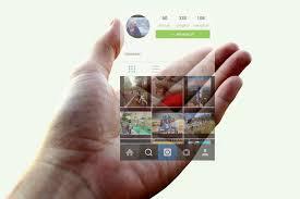 tutorial membuat instagram in my hand cara membuat instagram in hand instagraminhand welcome to my blog