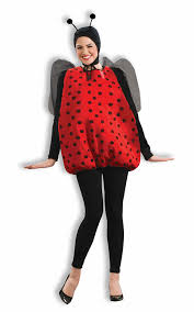 ladybug costume women s bug costume black one size clothing