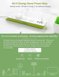 ifitech broadlink mp2 smart home system power strip wireless