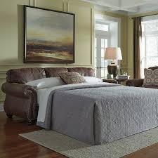 Queen Sleeper Sofa by Three Posts Conesville Queen Sleeper Sofa U0026 Reviews Wayfair