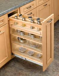 Spice Rack Countertop Kitchen Cabinet Accessories Amish Made Heirlooms