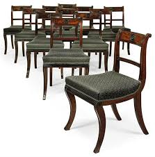 Regency Dining Chairs Mahogany 56 Best Regency Style Images On Pinterest Antique Furniture
