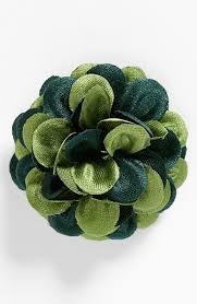 lapel flower hook albert satin lapel flower where to buy how to wear