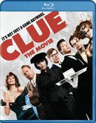 clue the movie blu ray review at why so blu