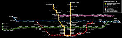 Toronto Subway Map Save Our Subways Our Preliminary Subway Plan