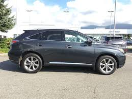 lexus vancouver sale used 2010 lexus rx 350 sport pkg for sale in surrey british
