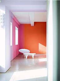 Purple And Orange Color Scheme Decoration Seductive Architectural Designs Home Decor In Orange
