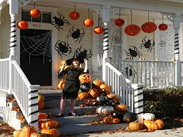 front porch halloween decorations home decorating inspiration