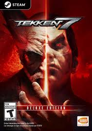 tekken 7 digital deluxe steam key bandai namco store