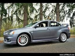 evo mitsubishi 2008 2008 mitsubishi lancer evolution gsr 65k 5 speed manual for sale