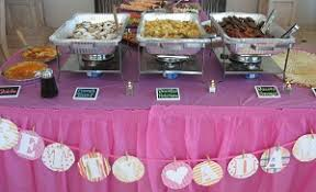 bridal shower brunches green coat catering co orlando florida
